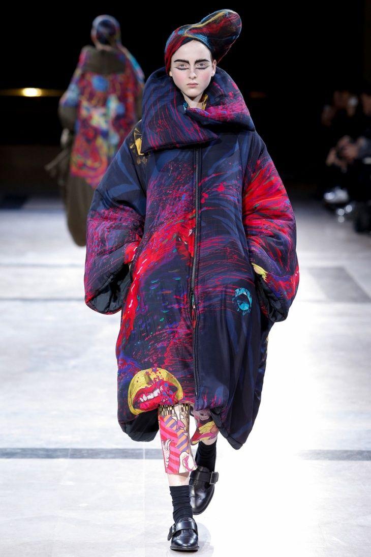 Yohji Yamamoto осень-зима 2014/2015 / Дизайнеры / ВТОРАЯ УЛИЦА