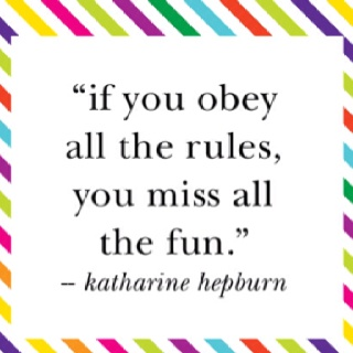 63 best Breaking the Rules images on Pinterest