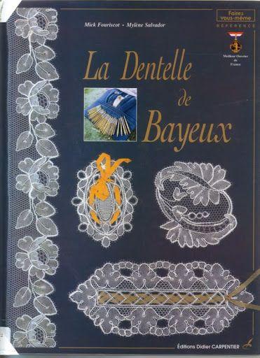 la dentelle de Bayeux - Line B - Álbumes web de Picasa  muy interesante y dificil