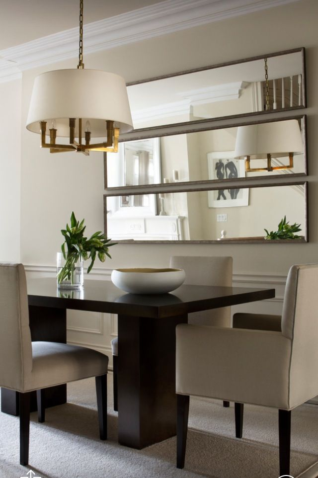 40  Beautiful Modern Dining Room Ideas. Best 25  Dining room mirrors ideas on Pinterest   Cheap wall