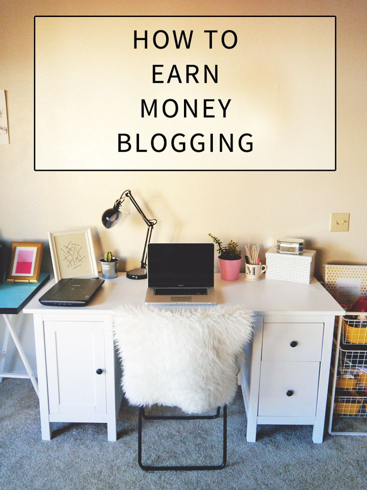 How to Earn Money Blogging