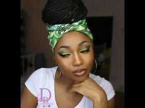 Poetic Justice Head Wrap Tutorial | For Braids, Twists & Locs – YouTube #Everyda…   – Head Wraps