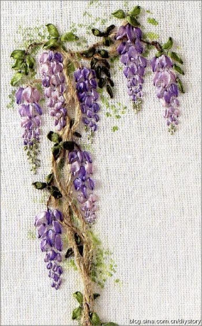 best حياكة images on pinterest silk ribbon embroidery crafts