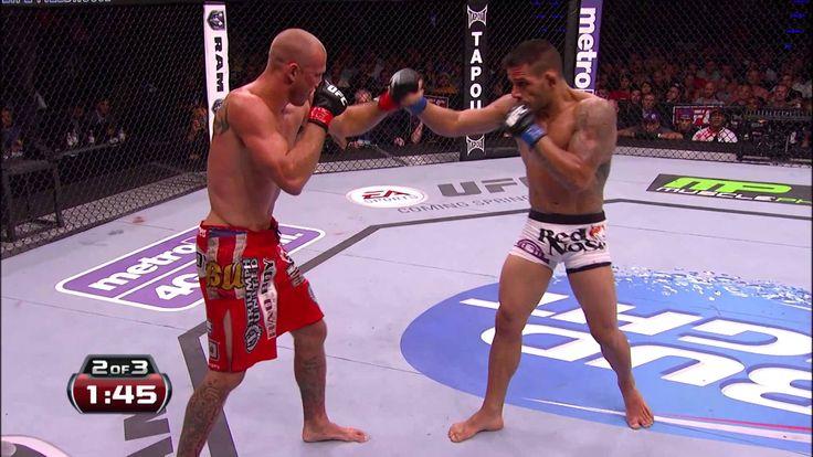 UFC (Ultimate Fighting Championship) 185 Free Fight: Rafael dos Anjos vs. Donald Cerrone