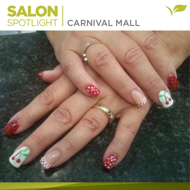 Nail art form Placecol Skincare Clinic Carnival Mall