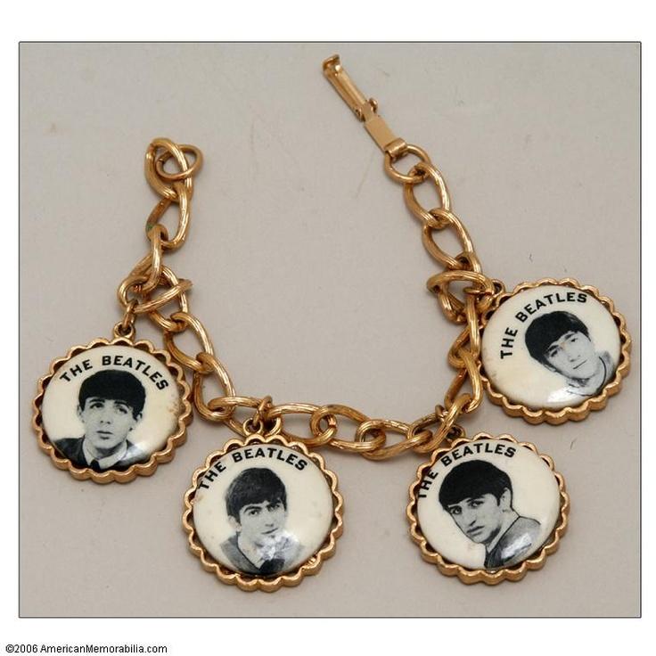 Beatles Charm Bracelet: 17 Best Images About My Beatles Wish List. On Pinterest