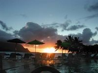 Three major Poipu hotels -- the Sheraton, the Poipu Beach Hotel and the Stouffer Waiohai -- took the full brunt of Iniki's savage winds and water. The Sheraton took nearly five years to reopen, and the other two were written off.