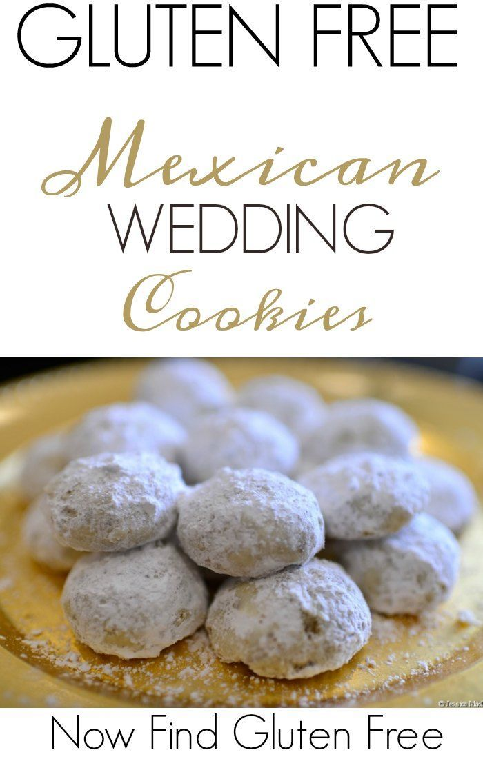 Who doesn't love MEXICAN WEDDING COOKIES? They are melt in your mouth (gluten free) goodness! | homemade mexican wedding cookies | mexican wedding cookie recipe | gluten free cookie recipes | gluten free desserts | homemade gluten free cookies | almond co