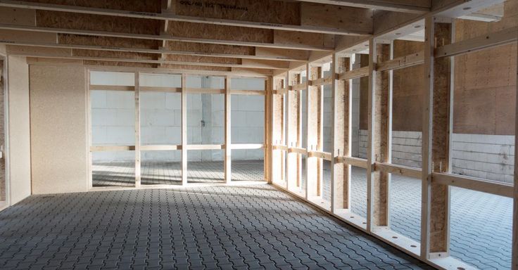The construction kit system with the Finnjoist® I-beams has proven to be an extremely sustainable concept and offers rewards in different construction styles from the traditional residential building up to futuristic seeming office cubes.
