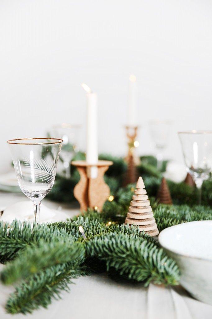 25 beste idee n over kerstdiner tafels op pinterest kerst tabel instellingen - Deco d voorgerecht ...
