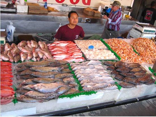 Pin by gavin creechan on the path iv taken pinterest for Washington dc fish market