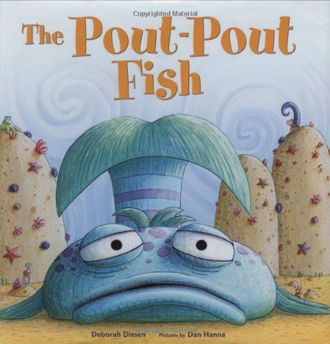 The Pout-Pout Fish by Deborah Diesen