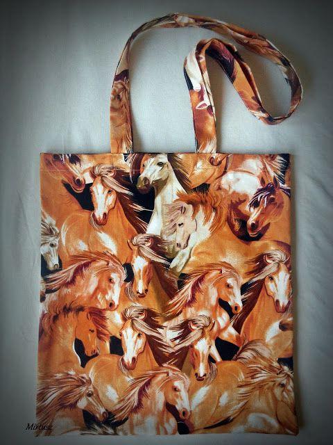 Mirtusz: Szuper lovas táska