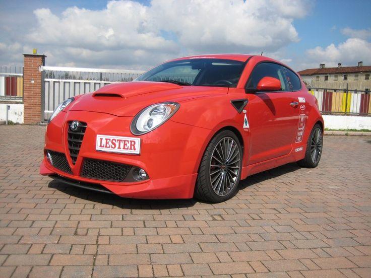 Lester Alfa Romeo MiTo 2009.