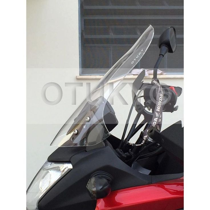 nc 700x 750x moto honda bolha otuky windshield windscreen compre online - Bolhas e Para-brisas para Motos Suzuki Honda Kawasaki Yamaha Dafra Kasinski Online