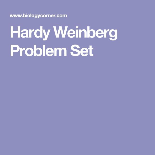 hardy weinberg notes Edvo-kit: ap02 mathematical modeling: hardy-weinberg  his notes show the following analysis:  ap02 mathematical modeling: hardy-weinberg.