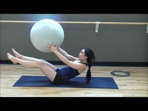 POP Pilates: Lower Belly