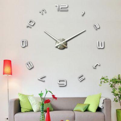 DIY 3D XXL Wanduhr Urmia Jetzt bestellen unter: https://moebel.ladendirekt.de/dekoration/uhren/wanduhren/?uid=cb95ab62-40e6-504e-92a6-8a177dfc4483&utm_source=pinterest&utm_medium=pin&utm_campaign=boards #heim #uhren #dekoration