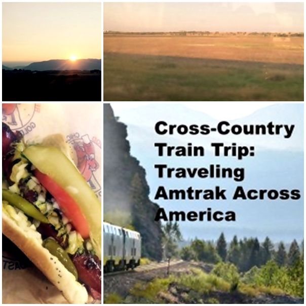 Cross-Country Train Trip: Traveling Amtrak Across America