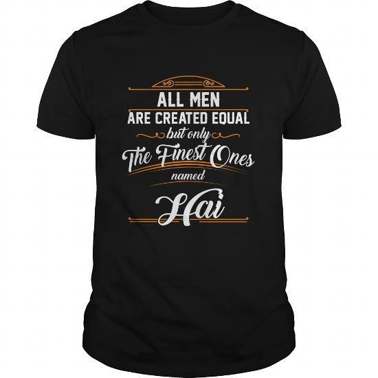 Awesome Tee HAI Shirts & Tees