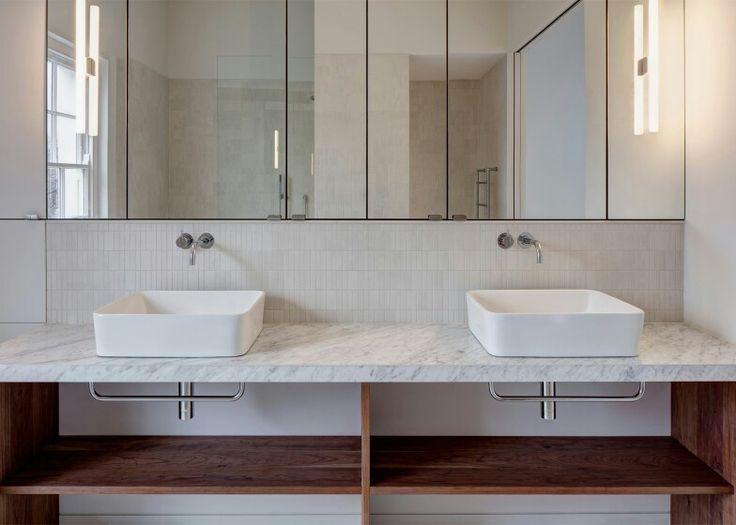 89 best Bad images on Pinterest Bathroom, Bathroom ideas and Half