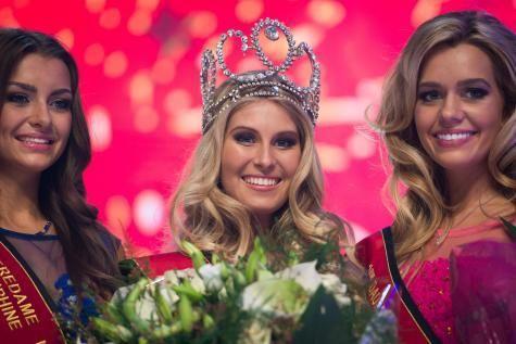 Belgique, sappelle, Lenty, Frans, (photos) âgée de 21 ans, a été élue Miss Belgique 2016
