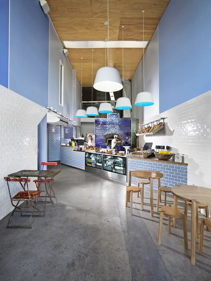 Chester Street Bakery & Bar — Brisbane / Retail Design