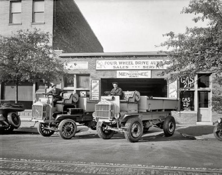 old gas stations | The old gas station (vintage pics) - Club Lexus Forums