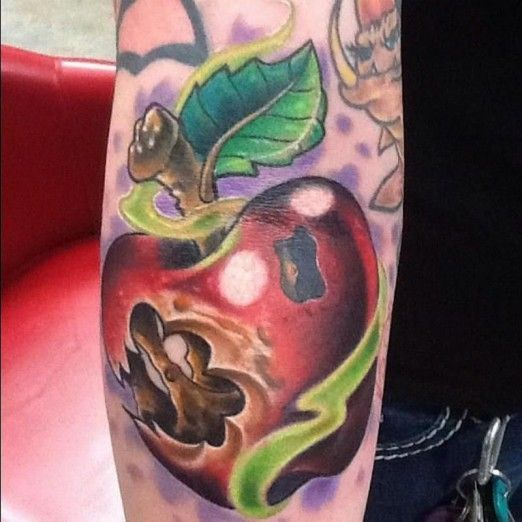 17 Best Ideas About Dedication Tattoos On Pinterest: 17 Best Ideas About Apple Tattoo On Pinterest