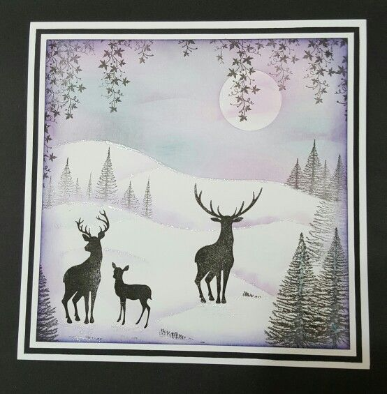 Lavinia Stamps Christmas 2015