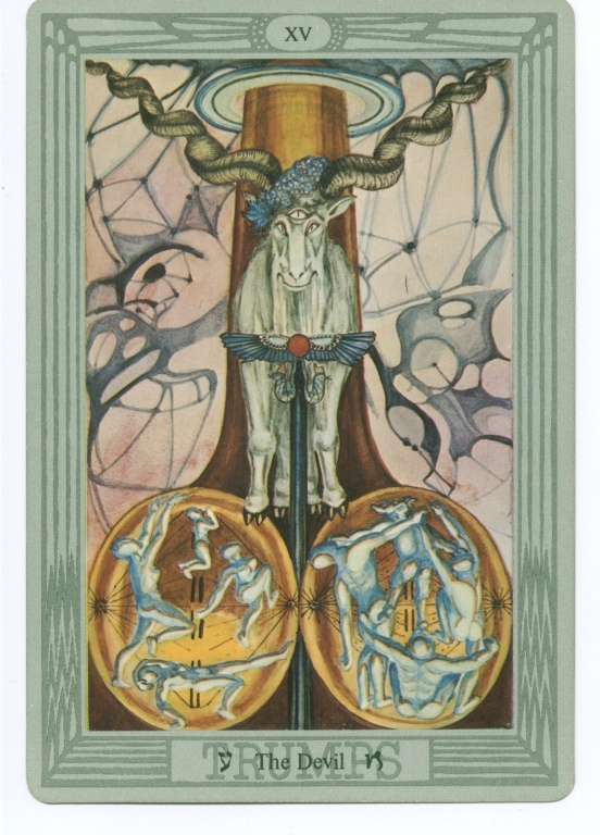 Tarot Decoder Interpret The Symbols Of The Tarot And: 17 Best Images About Crowley Thoth Tarot On Pinterest