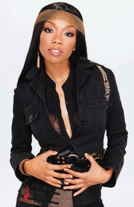 Brandy Norwood.....I just loved her style during the Full Moon Era.