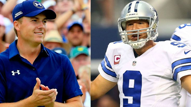 Tony Romo s affinity for the golf course is something that we are all well aware of. Ol Number Nine enjoys himself a round out on the links, and he enjoys surrounding himself with company that likes to do so as well. Romo has been buddies with another Dallas Hero for quite some time, 2015 Masters and U.S. Open Champion Jordan Spieth. The two have played a whole heck of a lot of golf together over their friendship, and Spieth has even frequented a