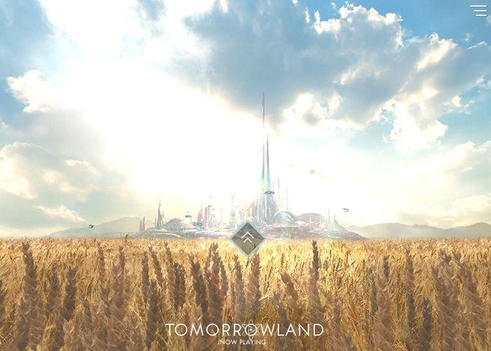 Take Me To Tomorrowland | CSS Website
