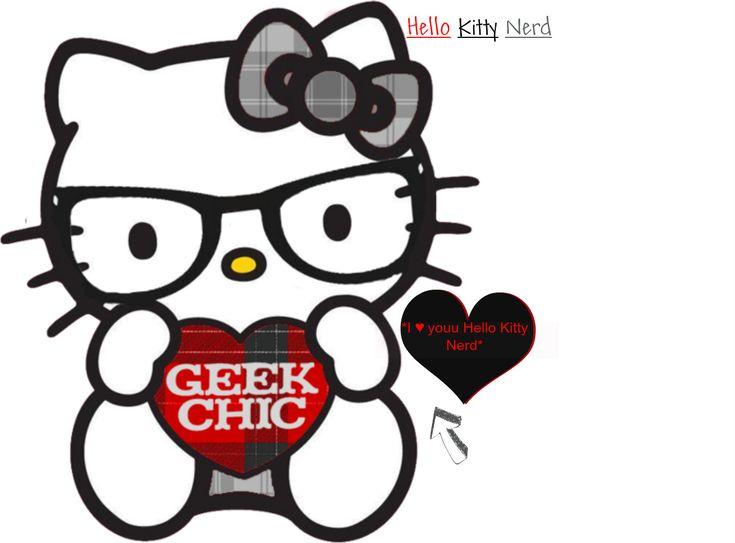 wallpaper hello kitty nerds rule - photo #2