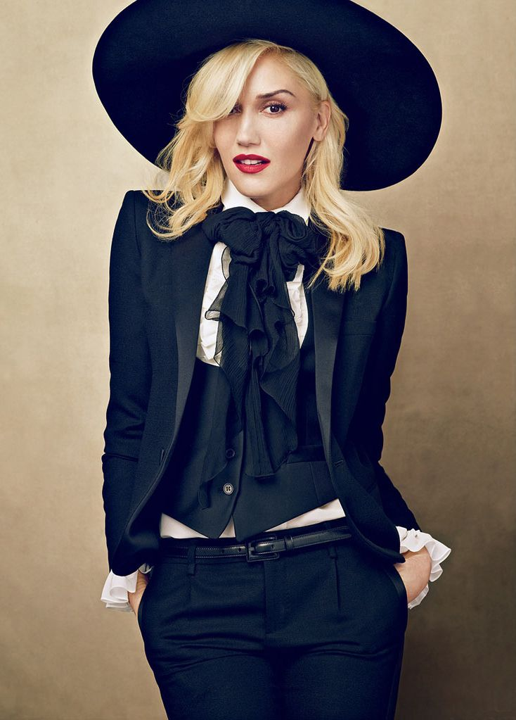 Gwen Stefani, of course! No Doubt till i die.. Vogue, 2013