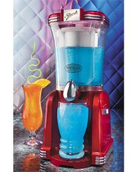 Would love to make some frozen adult drinks with this little thing!  So awesome!