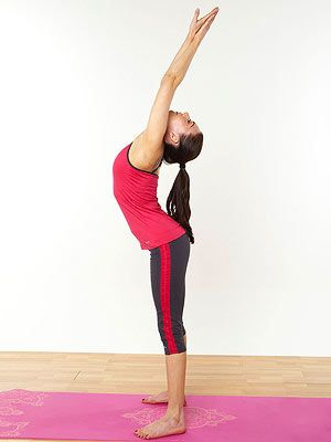 72 best yoga poses beginner images on pinterest  yoga