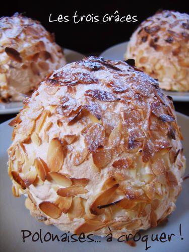 Je n'en avais pas mangé depuis longtemps car ces brioches polonaises ne se trouvent pas partout. J'en ai rarement vu chez les artisans pâtissiers savoyards et encore moins dans le sud. Cette recette est-elle plus répandue dans la moitié nord de la France...