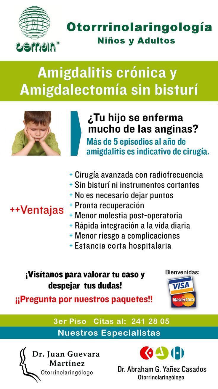 Cuando las amígdalas están inflamadas crónicamente, se hinchan y conducen a dolor significativo, persistente en la garganta y la mandíbula. La condición es más frecuente en niños y adolescentes menores de 15 años.