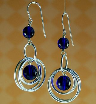 Jewelry Design Ideas infinite circles earrings jewelry design ideas Infinite Circles Earrings Jewelry Design Ideas