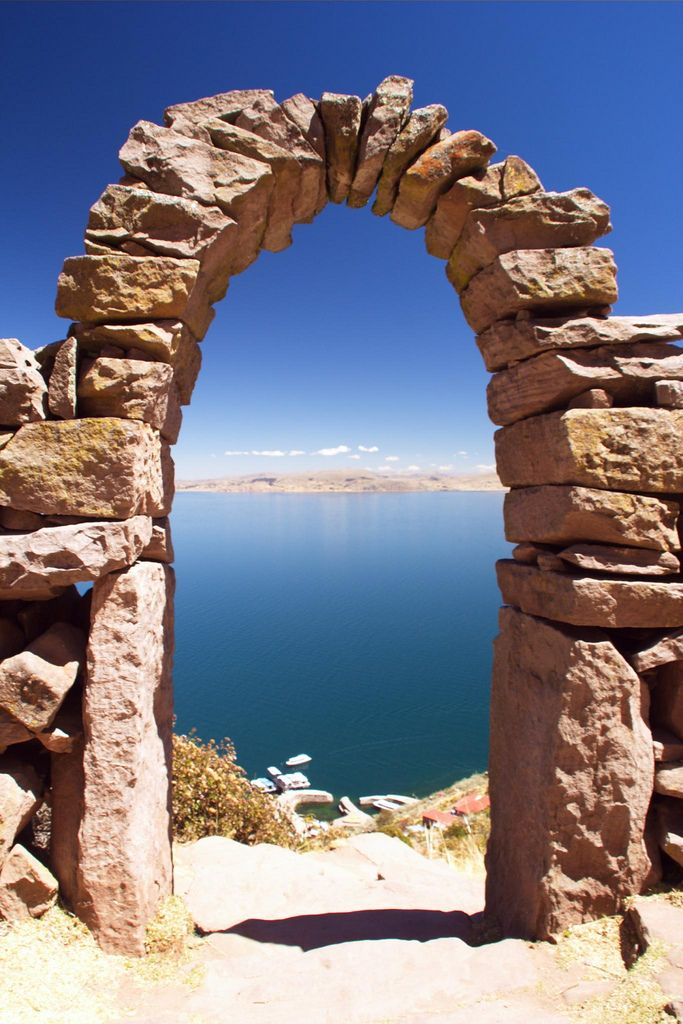 Taquile Island, Peru – Amazing Pictures - Amazing Travel Pictures with Maps for All Around the World