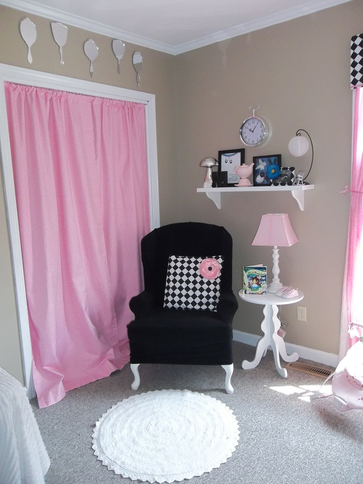 Curtains instead of closet doors for the home pinterest