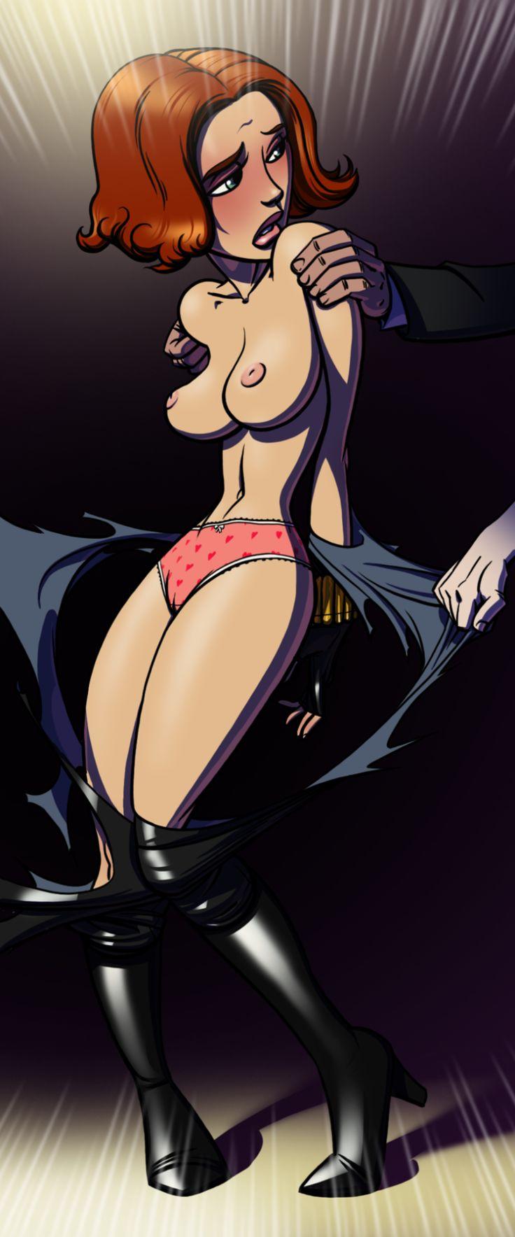 Black Widow, S.H.I.E.L.D.