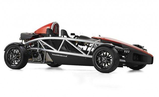 Ariel Atom 3.5R Upgrades Power, Suspension, Gearbox, Tires