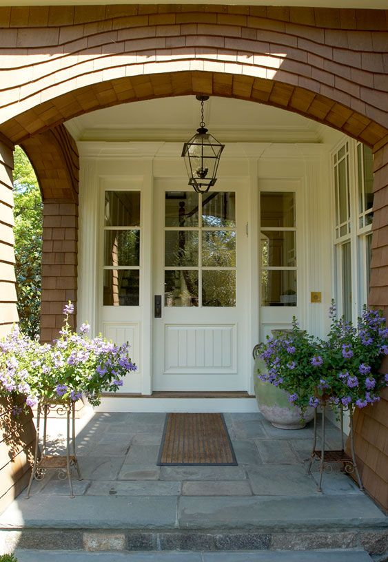 Fresh Side Entry Door Ideas