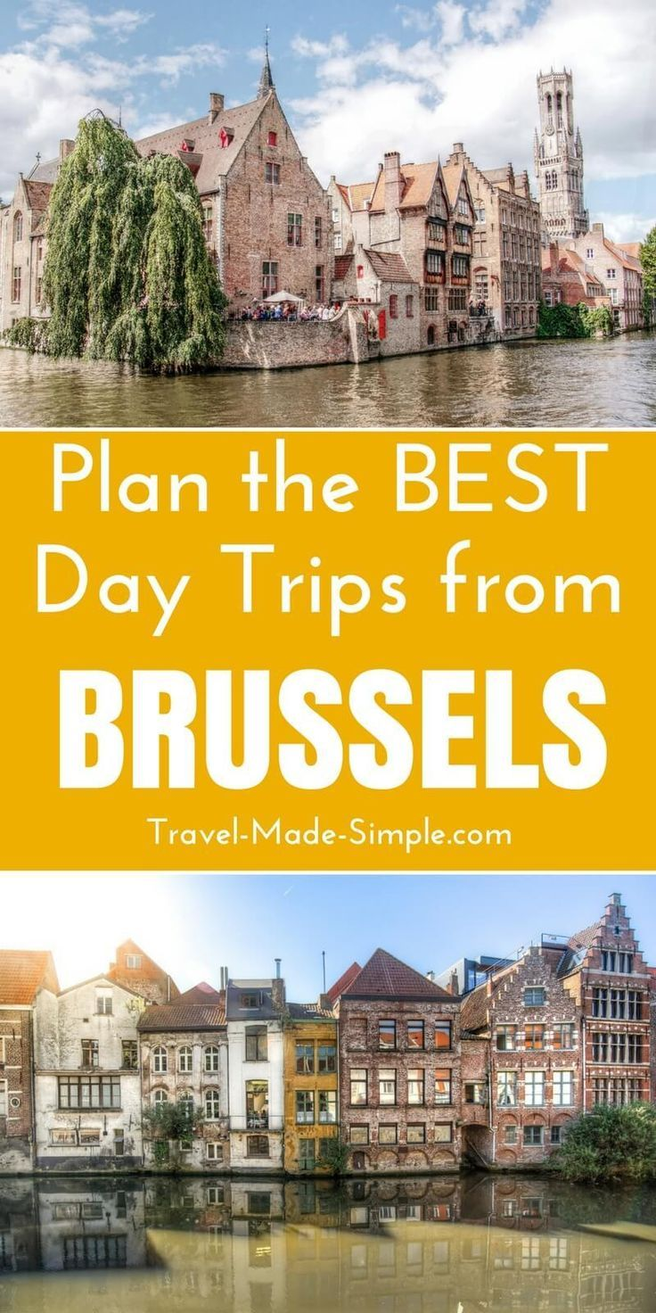 Brussels makes a great base for exploring other parts of Belgium. Here are some suggestions for fun Brussels day trips to see other parts of the country. | things to do in Brussels | what to do in Brussels | things to do in Belgium | what to do in Belgium | Brussels tourist attractions | Belgium travel planning | day tours from Brussels | Belgium travel tips