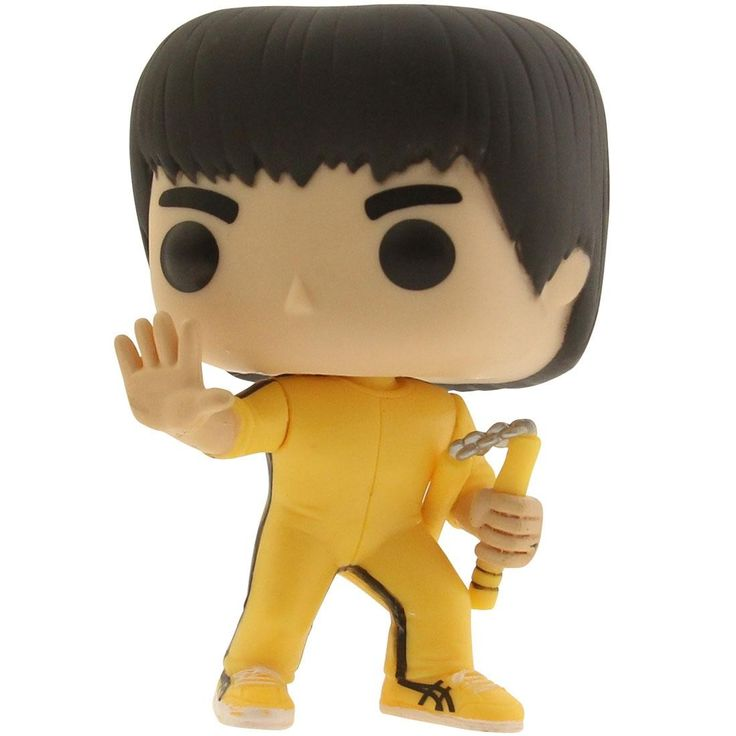 BAIT Exclusive x Funko x Onitsuka Tiger POP Movie Yellow Jumpsuit - Bruce Lee (yellow / black)