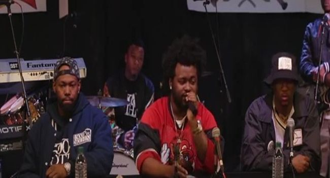 [Watch] GRAMMY Workshow: James Fauntleroy, Hit-Boy and Larrance Dopson #Getmybuzzup- http://getmybuzzup.com/wp-content/uploads/2014/04/GRAMMY-Workshow-James-Fauntleroy-Hit-Boy-and-Larrance-Dopson.jpg- http://getmybuzzup.com/grammy-workshow-james-fauntleroy-hit-boy-and-larrance-dopson/- GRAMMY Workshow: James Fauntleroy, Hit-Boy and Larrance Dopson By Amber B James Fauntleroy, Hit-Boy and Larrance Dopson stop by the GRAMMY Workshow to talk about writers block and their writin