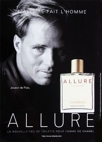 Parfum Allure Homme par Gabrielle Chanel